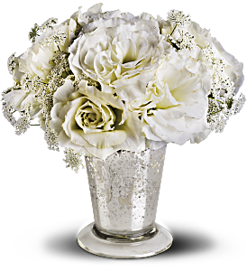 Teleflora's Angel Centerpiece, picture