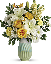 Teleflora's Art Of Spring Bouquet Flowers
