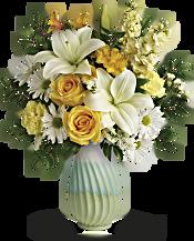 Teleflora's Art Of Spring Bouquet Flowers