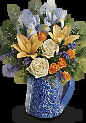 Teleflora's  Spring Beauty Bouquet Flowers