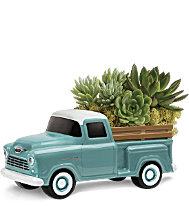 Perfect Chevy Pickup by Teleflora, picture