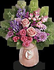 Teleflora's Winged Beauty Bouquet Flowers