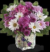 Wildflower In Flight Bouquet Flowers