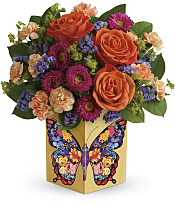 Gorgeous Gratitude Bouquet Flowers