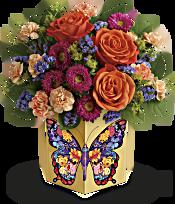 Teleflora's Gorgeous Gratitude Bouquet Flowers