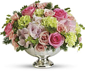 Garden Rhapsody Centerpiece Flowers