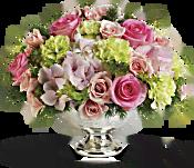 Teleflora's Garden Rhapsody Centrepiece Flowers