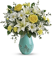 Aqua Dream Bouquet Flowers