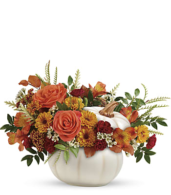Teleflora's Enchanted Harvest Bouquet Flowers