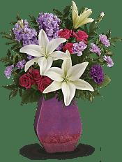 Regal Blossoms Bouquet Flowers
