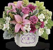 Monarch Garden Bouquet Flowers