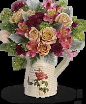 Mod Mademoiselle Bouquet Flowers