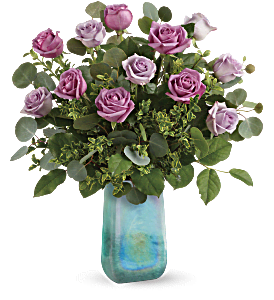 Teleflora's Watercolor Roses Bouquet, picture