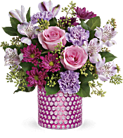 Teleflora's Bubbling Over Bouquet Flowers