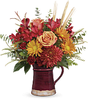 Fields Of Fall Bouquet Flowers