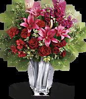 Teleflora's Sterling Love Bouquet Flowers