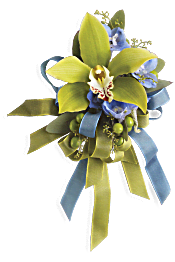 Big Night Orchid Corsage Flowers