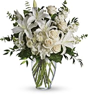 Dreams From the Heart Bouquet Flowers
