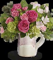 Heart Stone Bouquet Flowers