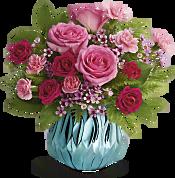 Gem Of My Heart Bouquet Flowers