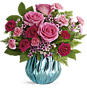 Teleflora's Gem Of My Heart Bouquet Flowers