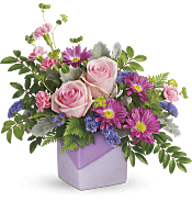 Love Squared Bouquet Flowers
