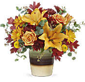 Teleflora's Rustic Sunrise Bouquet Flowers