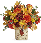 Autumn Colors Bouquet Flowers