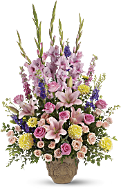 Ever Upward Bouquet by Teleflora Flowers