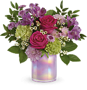 Lovely Lilac Bouquet Flowers