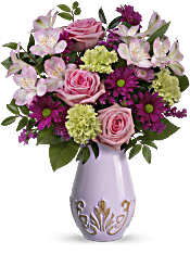 Teleflora's French Lavender Bouquet Flowers