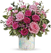 Gorgeous Glimmer Bouquet Flowers
