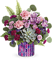 Teleflora's Bedazzling Beauty Bouquet Flowers