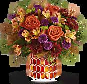 Teleflora's Autumn Radiance Bouquet Flowers
