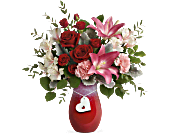 Charmed in Love Bouquet, picture