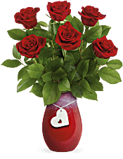 Teleflora's Forever Charming Bouquet Flowers
