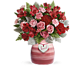 Teleflora's Playfully Pink Bouquet, picture