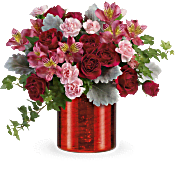 Teleflora's Moonstruck Mercury Bouquet Flowers