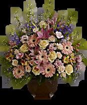 Teleflora's Loving Grace Flowers