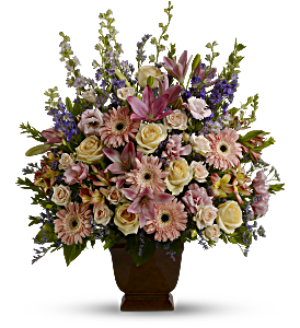 Teleflora's Loving Grace, picture