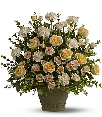 Teleflora's Rose Remembrance Flowers