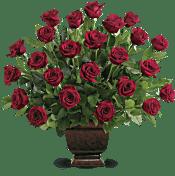 Teleflora's Rose Tribute Flowers