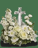 Bouquet Paix divine de Teleflora