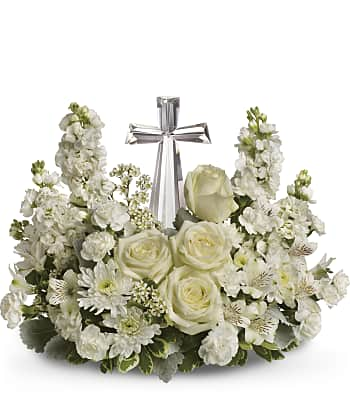 Teleflora's Divine Peace Bouquet Flowers