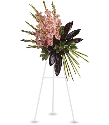 Elegant Tribute Spray Flowers