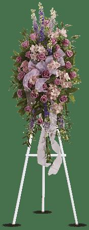 Finest Farewell Spray Flowers