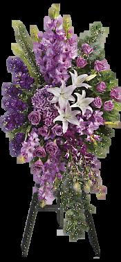 Sacred Garden Spray Flowers