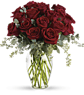 Forever Beloved - 30 Long Stemmed Red Roses Flowers