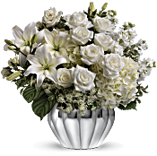 Teleflora's Gift of Grace Bouquet Flowers
