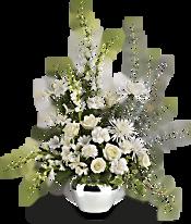 Serene Reflections Bouquet Flowers
